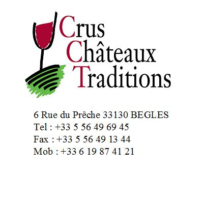 logo cru chateau tradition